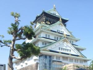 大阪城遠足